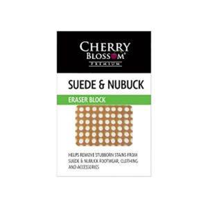 cherry blossom suede and nubuck eraser block