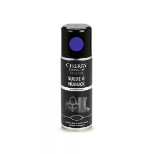 Cherry Blossom Suede Renovator Navy Blue Spray 200ml