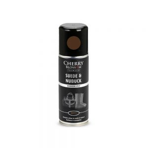Cherry Blossom Suede Renovator Brown Spray 200ml